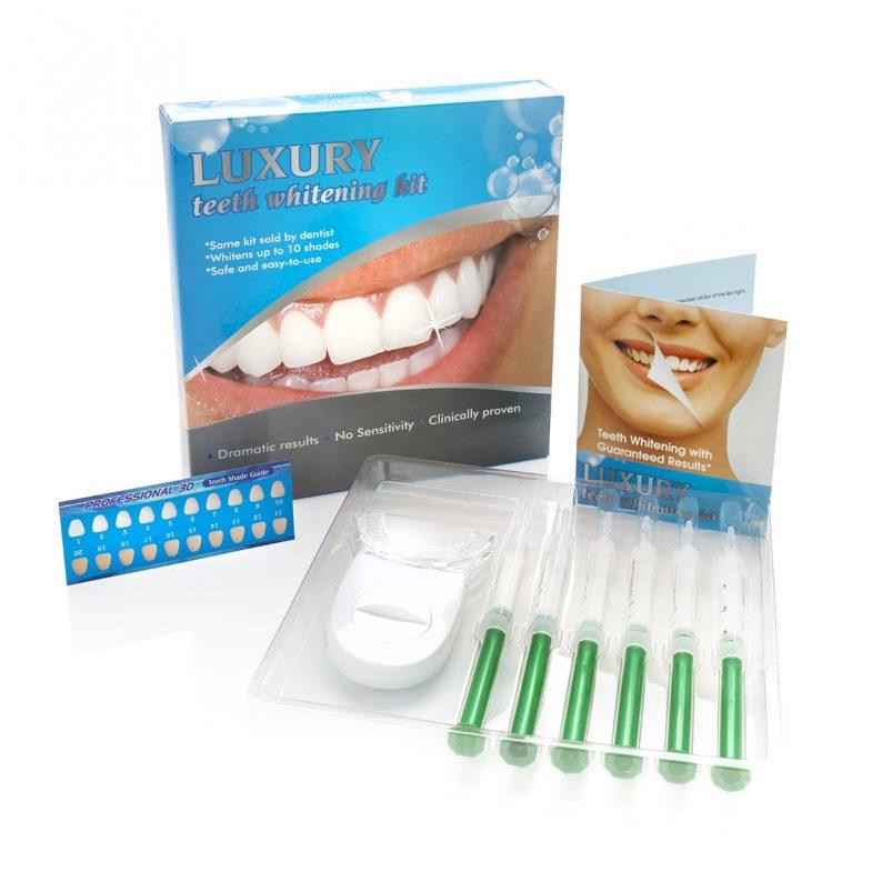 Tandenbleekset Whitening Teeth
