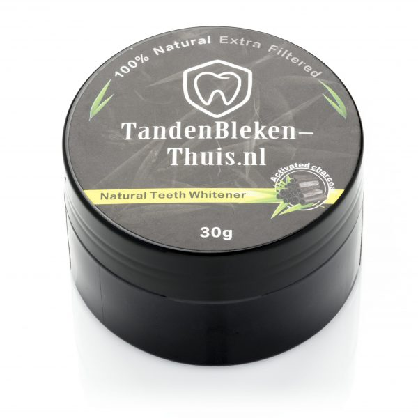 Activated Charcoal Tandenbleker Poeder