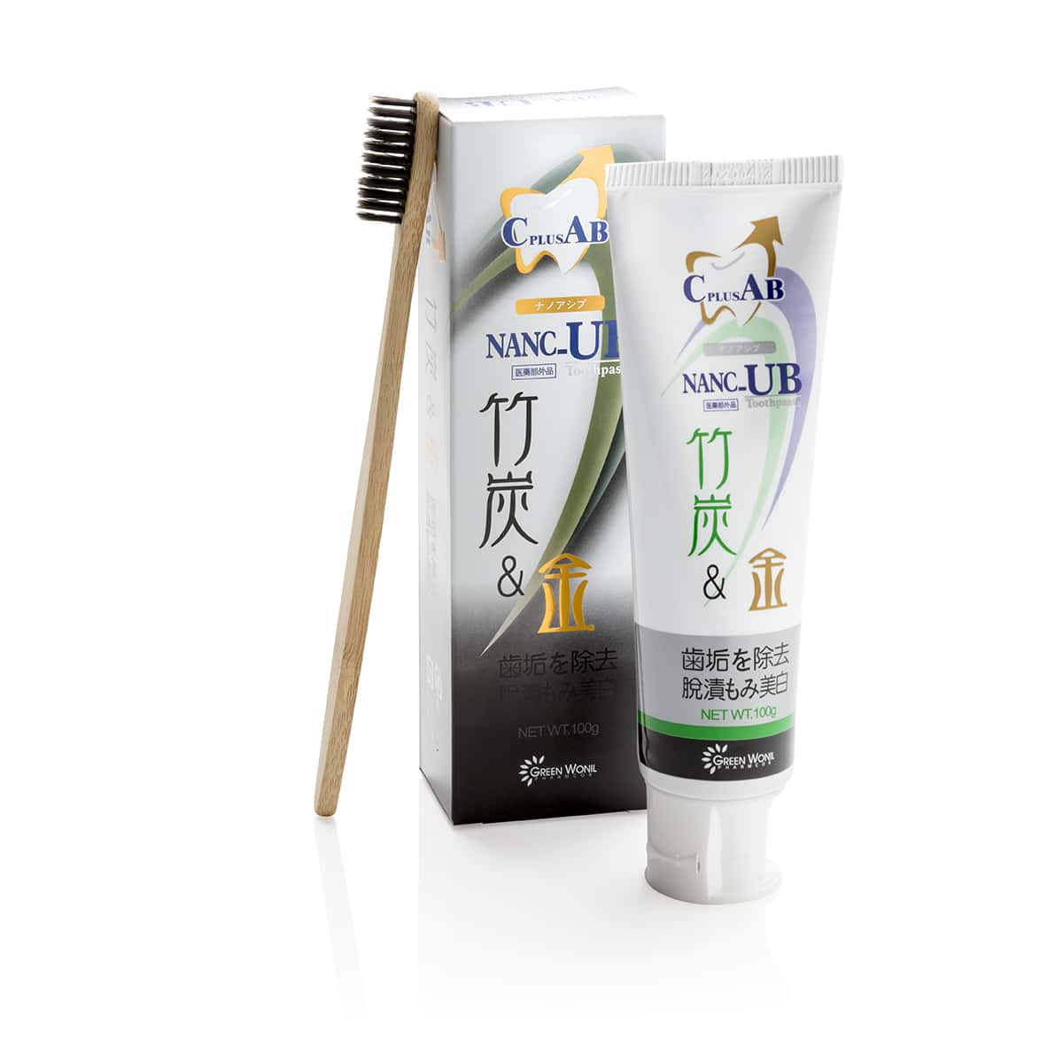 Bamboe Charcoal tandpasta