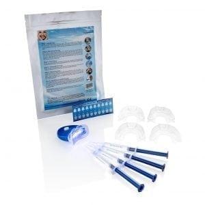 Tandenbleekset Waterstofperoxide