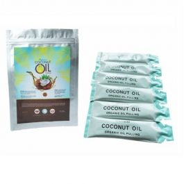 Oil Pulling Coconut