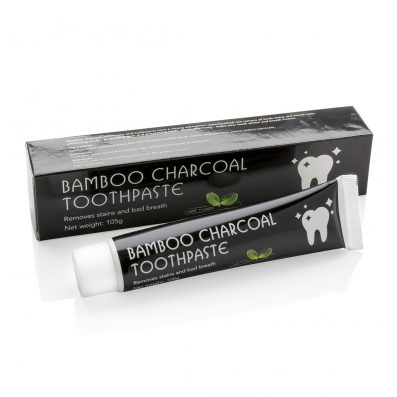 Charcoal Zwarte Tandpasta