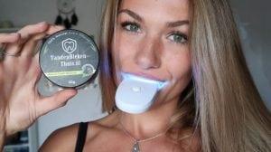 Charcoal whitening en teeth whitening kit getest door feestjevaniris