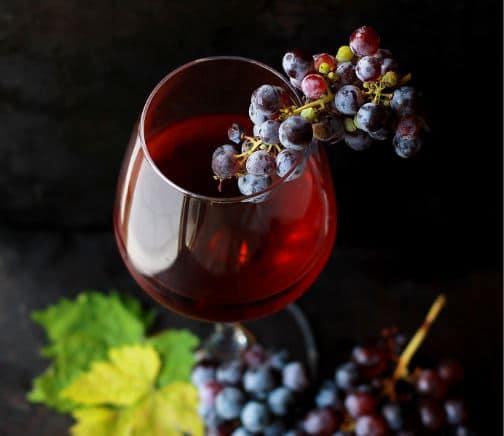 Vermijd overmatig drinken van wijn