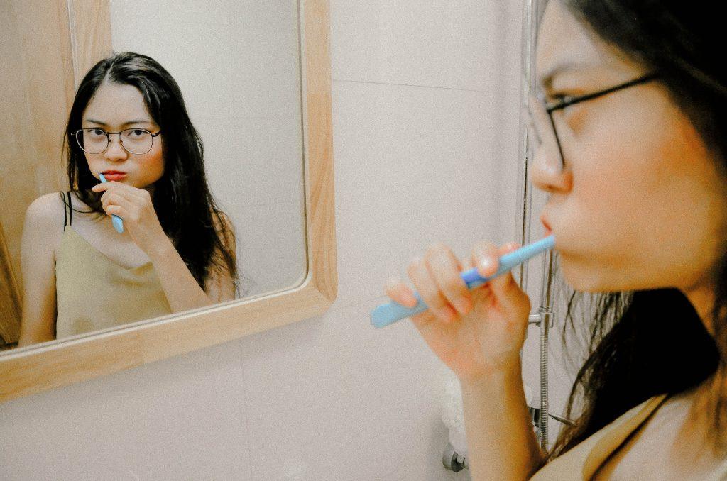Gevoelige tanden tijdens het poetsen