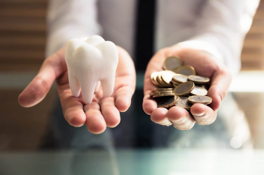 Verzekering voor tanden bleken of tanden witten