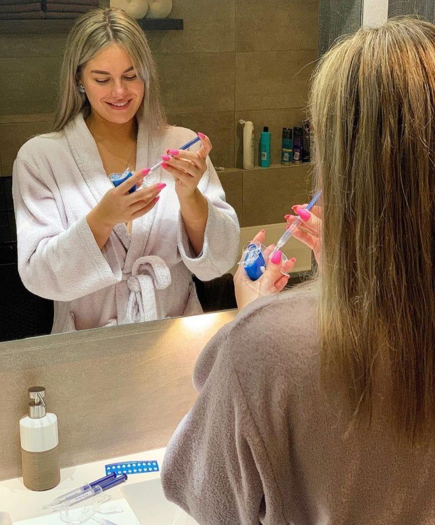 review tandenbleekset peroxide