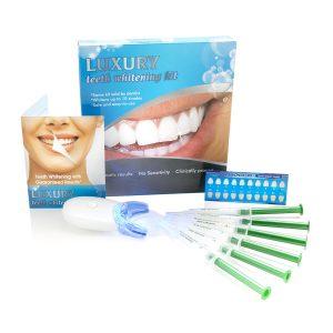 Tandenbleekset zonder peroxide
