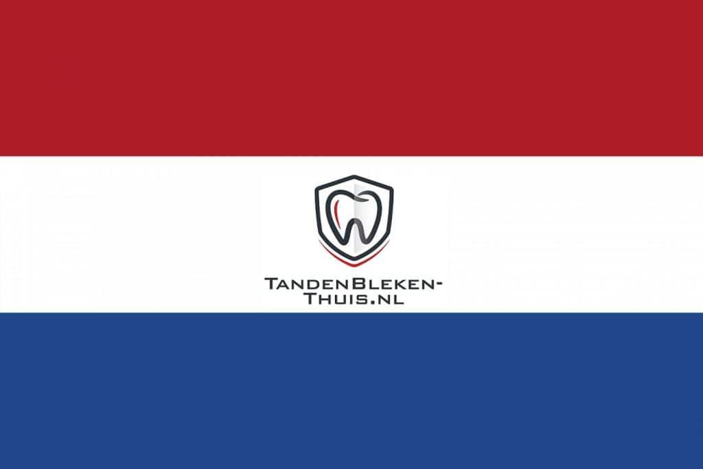 Tanden bleken Nederland
