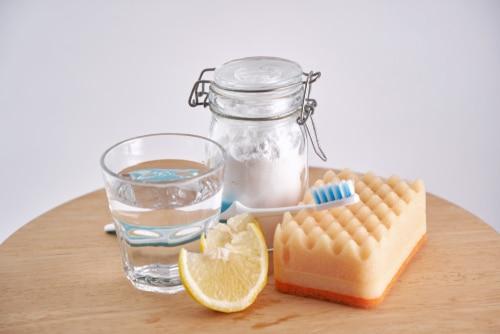 huismiddeltjes voor tanden poetsen en bleken