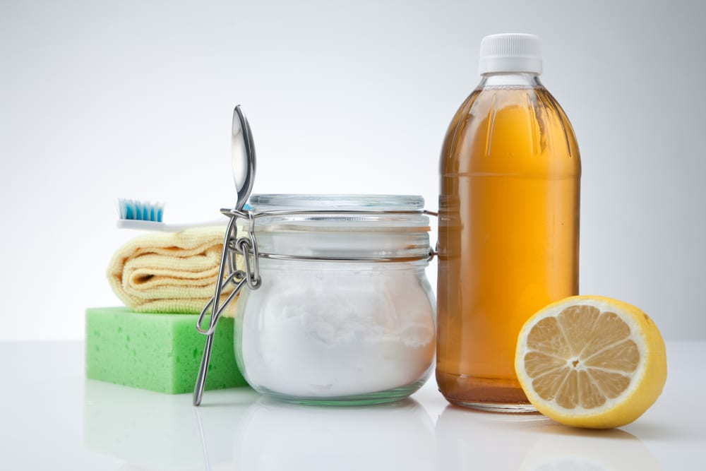 huismiddeltjes tanden poetsen