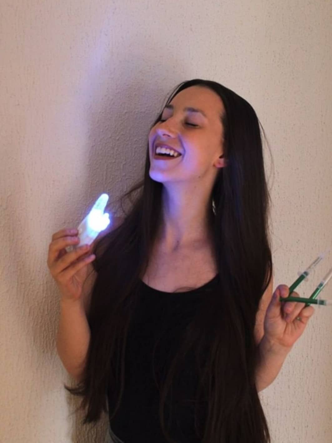 Carmen K. review tandenbleekset