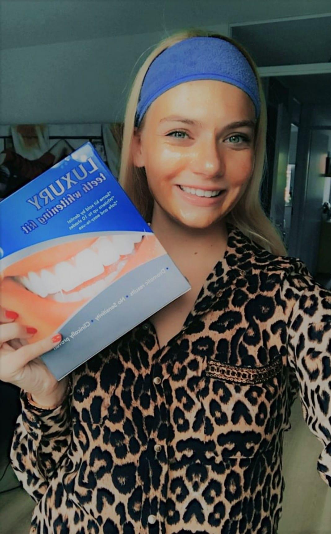 Rachelle L. review tandenbleekset