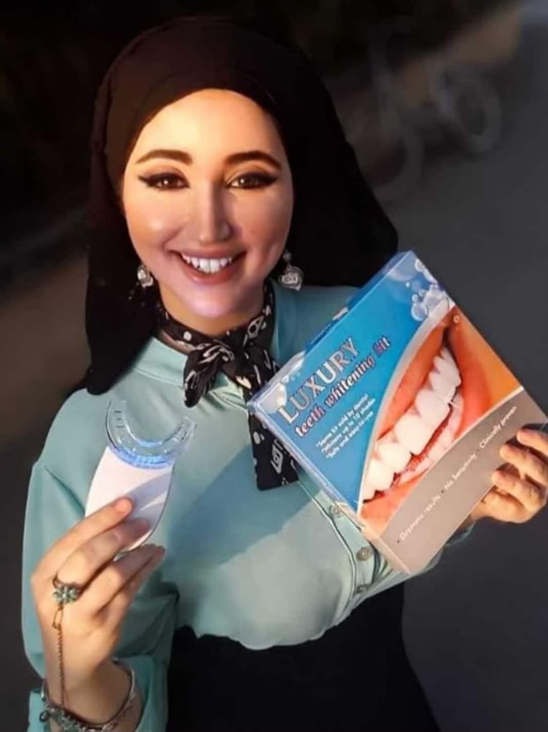 itsalma m. review tandenbleekset