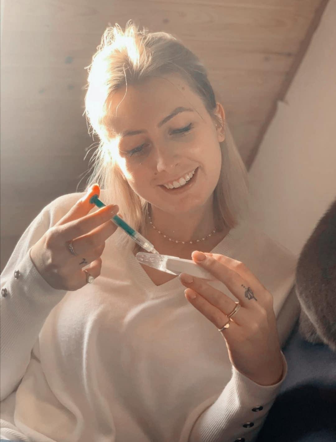 Review tandenbleekset merel luca
