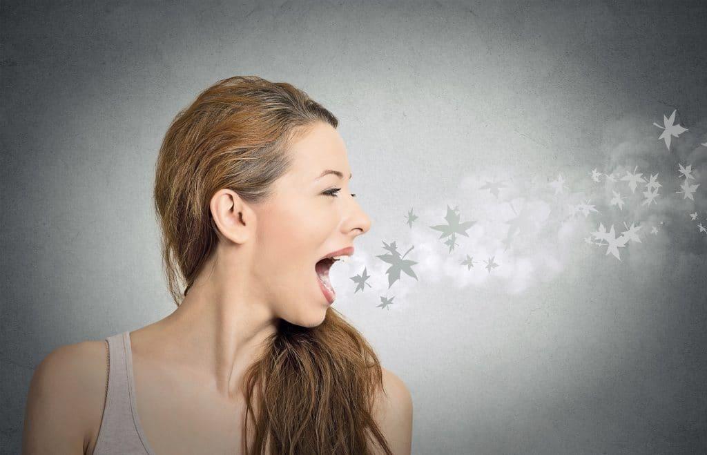 Tips voor een frisse adem
